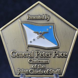 US Military General Peter Pace