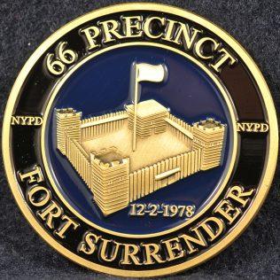 NYPD 66 Precinct