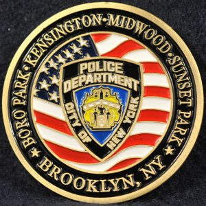 US NYPD 66 Precinct