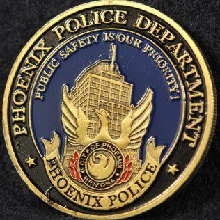 US Phoenix Police Department