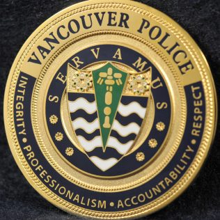 Vancouver Police Department British Columbia (VPD)