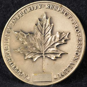 Vancouver Police Department VPD Silver