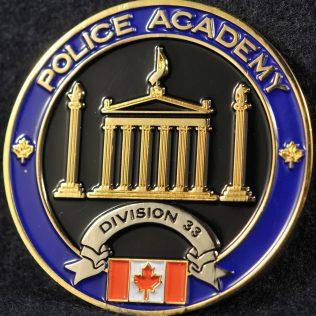 Winnipeg Police Service Academy