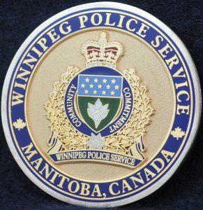 Winnipeg Police Service Crowd Management Unit