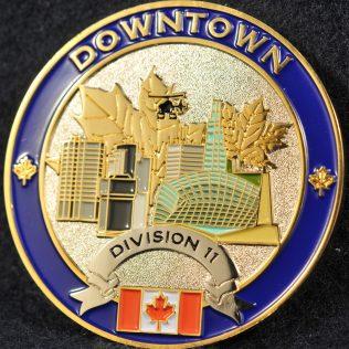 Winnipeg Police Service Downtown