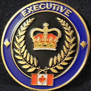 Winnipeg Police Service Executive