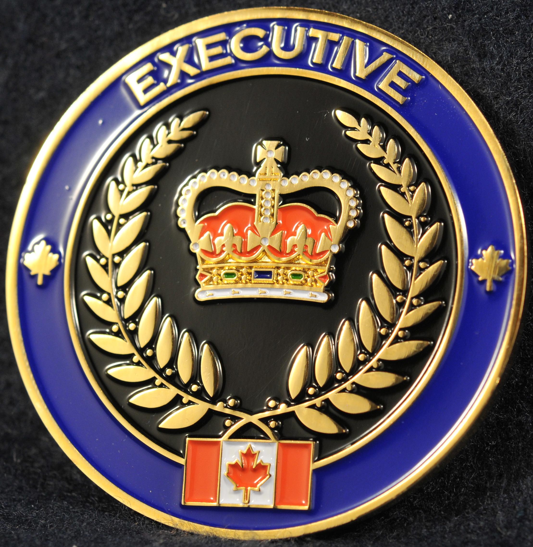 Winnipeg Police Service Executive Challengecoins Ca