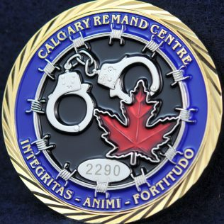 Alberta Correctional Services Calgary Remand Centre