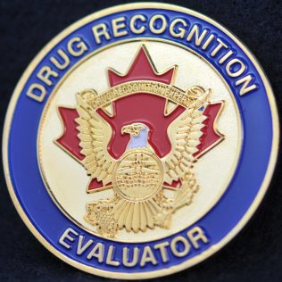 British Columbia Drug Recognition Evaluator