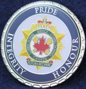 Correctional Service Canada Pacific Region 2