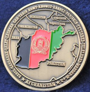 International Security Assistance Force (ISAF) Afghanistan 2