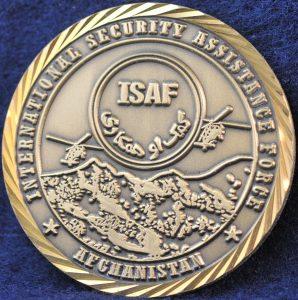 International Security Assistance Force (ISAF) Afghanistan