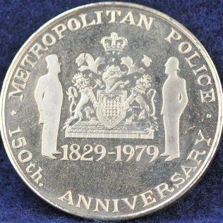 Metropolitan Police 1829-1979 150th Anniversary