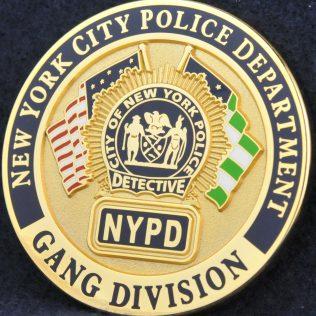 NYPD Gang Division