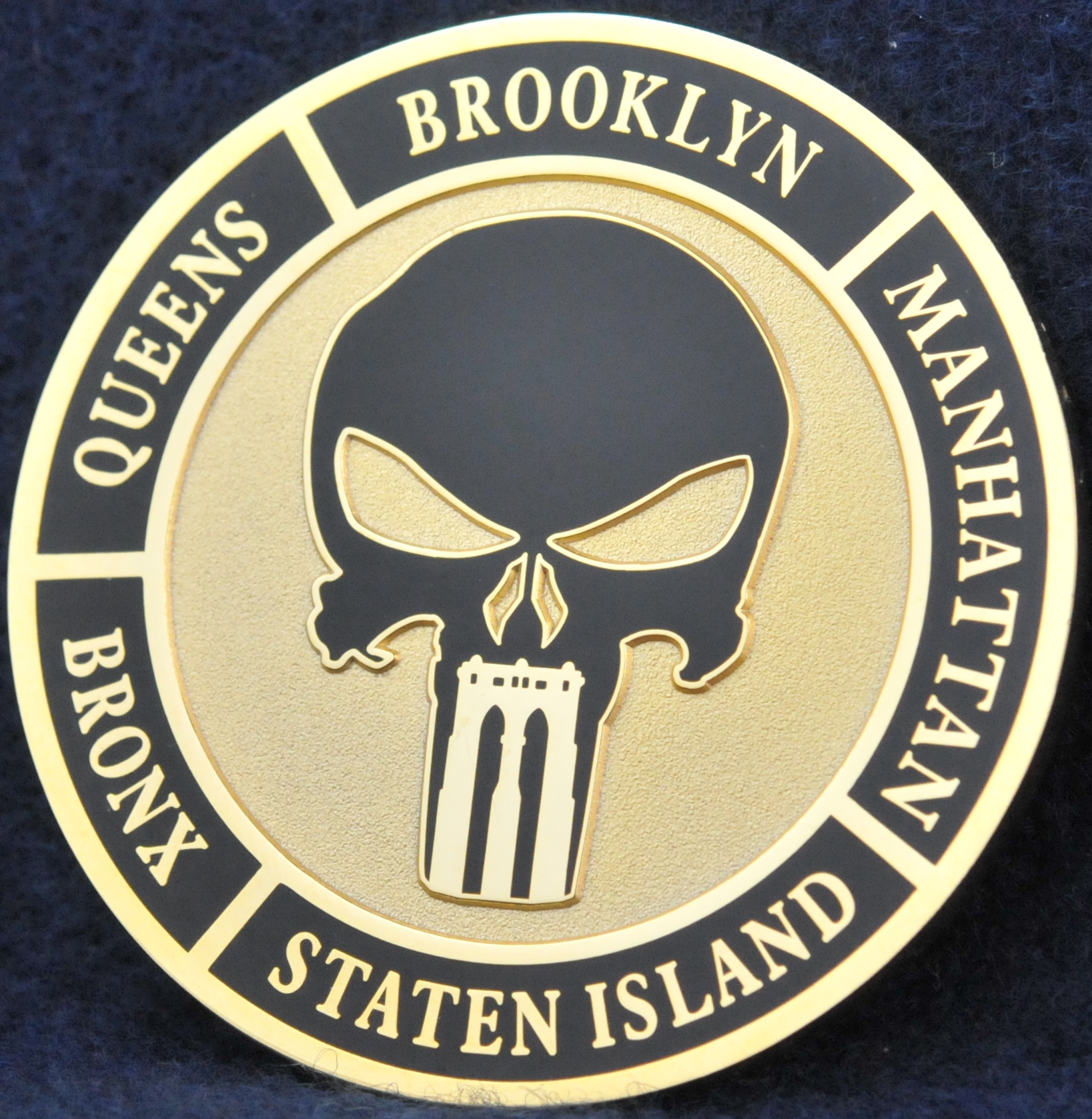 Nypd Gang Division Challengecoins Ca
