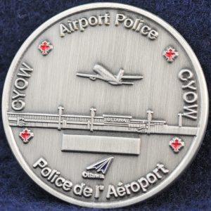 Ottawa Police Service Airport CYOW 2
