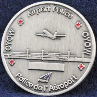 Ottawa Police Service Airport CYOW