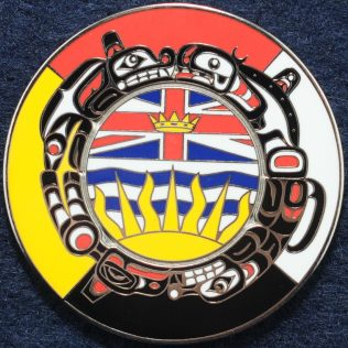 RCMP E Division Aboriginal Policing Services British Columbia