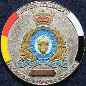 RCMP APS E division