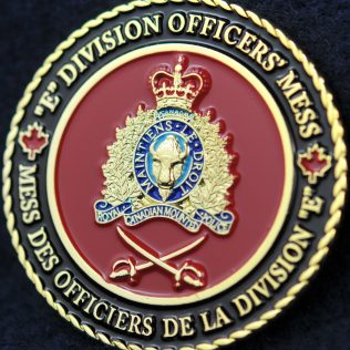RCMP E Division Officer's Mess