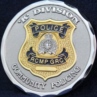RCMP K Division Community Policing