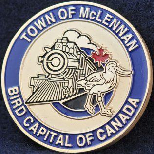 RCMP K Division Town of McLennan
