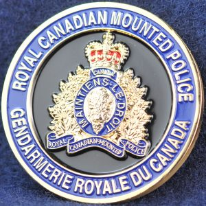 RCMP Town of McLennan