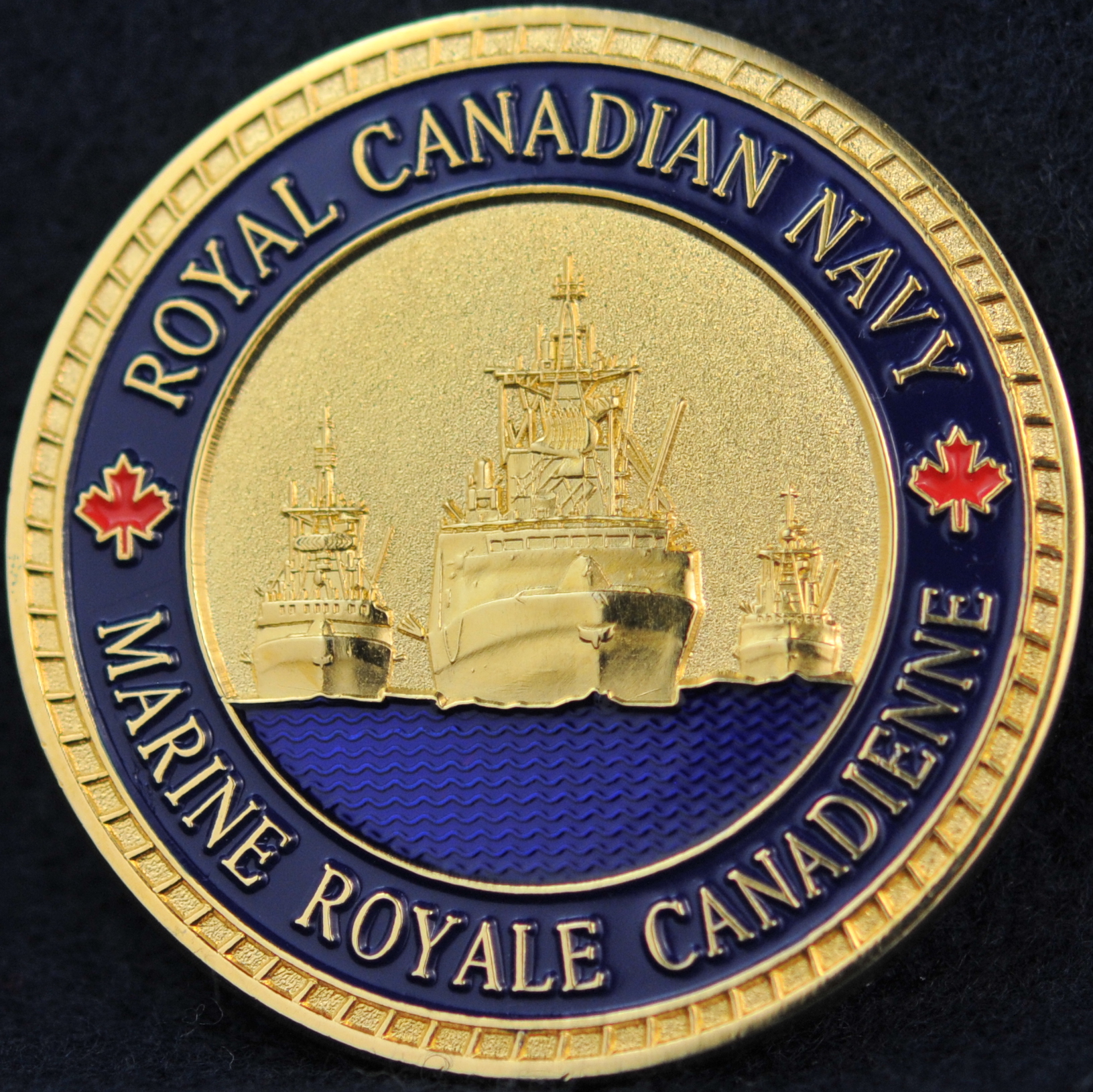 Royal Canadian Navy Challengecoins Ca
