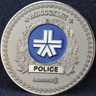 Service de Police de la Ville de Montreal - SPVM