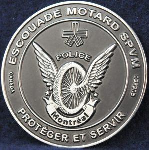 SPVM Escouade Motard 2