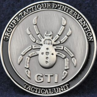 SPVM Groupe Tactique d'intervention