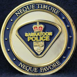Saskatoon Police Service 2014