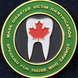 UBC Mass Disaster Victim Identification