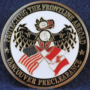 US Customs and Border Protection Vancouver Preclearance 2