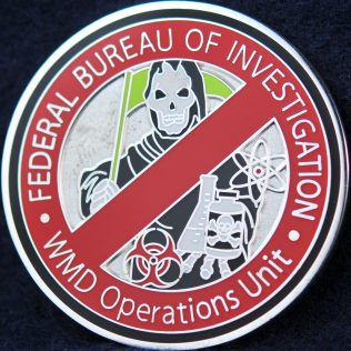 US FBI WMD Operations Unit