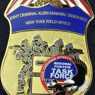 US ICE Regional Fugitive Task Force