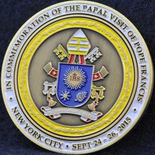 US NYPD Holy Name Society