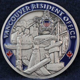 US Secret Service Vancouver