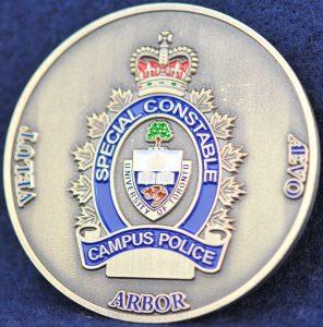 University of Toronto Special Constable Campus Police