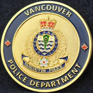 VPD Chief Constable 2