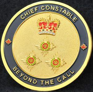 VPD Chief Constable