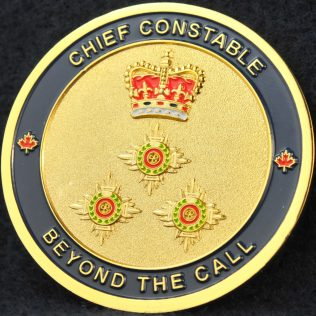 VPD Chief Constable