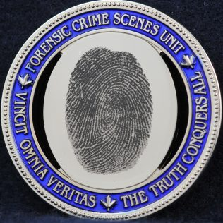 Calgary Police Service - Forensic Crime Scenes Unit