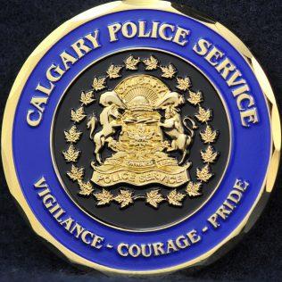 Calgary Police Service - Identification Bureau FCSU good