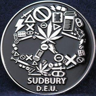 Greater Sudbury Police Drug Enforcement Unit