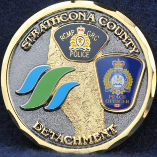 RCMP K Division Strathcona County Detachment