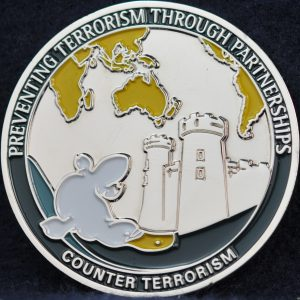 Australian Federal Police Counter Terrorism