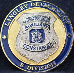 RCMP Auxiliary Langley Detachment 2