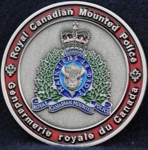 RCMP FIS K Division