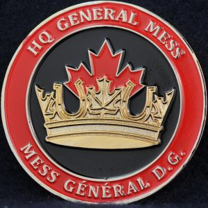 RCMP HQ General Mess 2